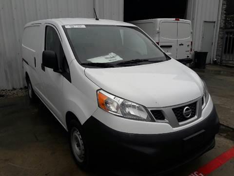 2013 Nissan NV200 for sale in Dallas, TX