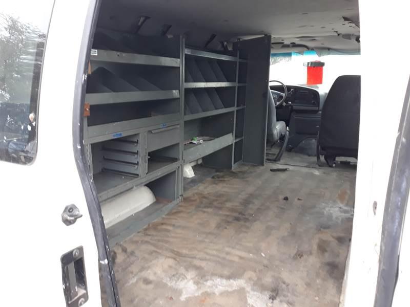 1996 Ford E-250 3dr Econoline Cargo Van In Dallas TX - G & S