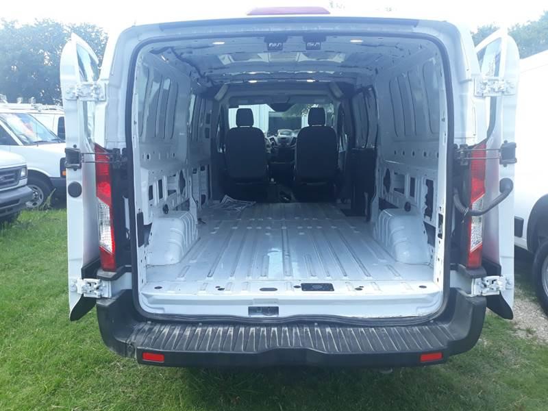 2019 Ford Transit Cargo 150 3dr LWB Low Roof Cargo Van w/60