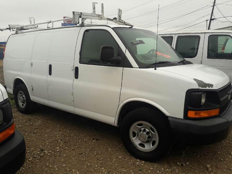 2009 Chevrolet Express Cargo 2500 3dr Cargo Van In Dallas TX - G &