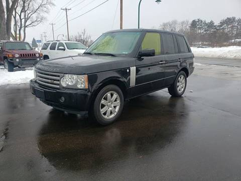 2006 Land Rover Range Rover for sale in Crystal, MN
