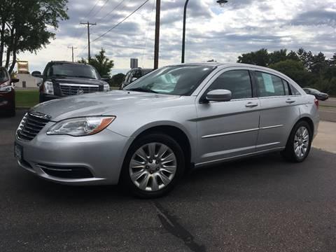 2012 Chrysler 200 for sale in Crystal, MN
