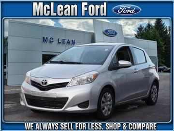 2012 Toyota Yaris for sale in Millerton, NY