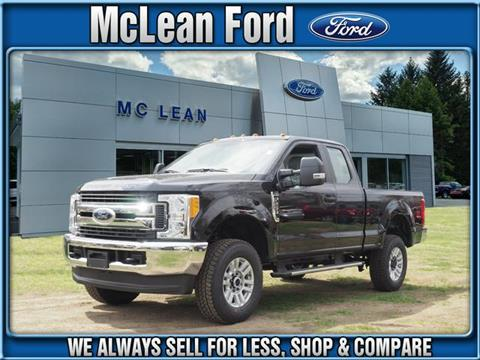 2017 Ford F-250 Super Duty for sale in Millerton, NY