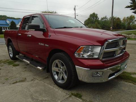 2010 Dodge Ram Pickup 1500 for sale in Leicester, VT
