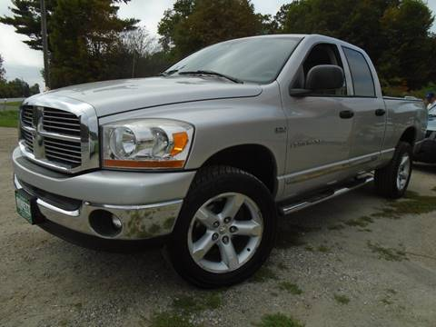 2006 Dodge Ram Pickup 1500 for sale in Leicester, VT