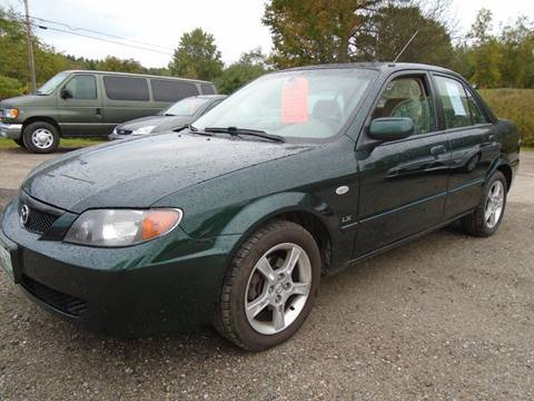 2003 Mazda Protege for sale in Leicester, VT