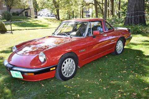 1986 Alfa Romeo Spider for sale in Leicester, VT