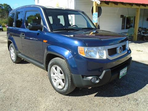 2010 Honda Element for sale in Leicester, VT