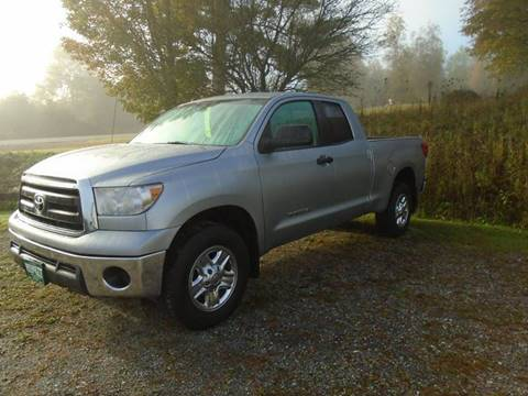2011 Toyota Tundra for sale in Leicester, VT