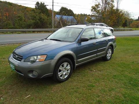 2005 Subaru Outback for sale in Leicester, VT