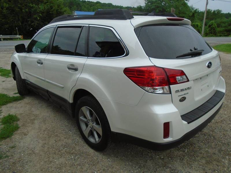 2013 Subaru Outback Awd 25i Limited 4dr Wagon In Leicester Vt