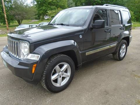 2010 Jeep Liberty for sale in Leicester, VT
