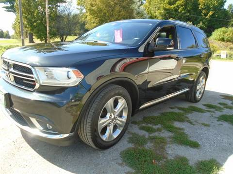 2014 Dodge Durango for sale in Leicester, VT
