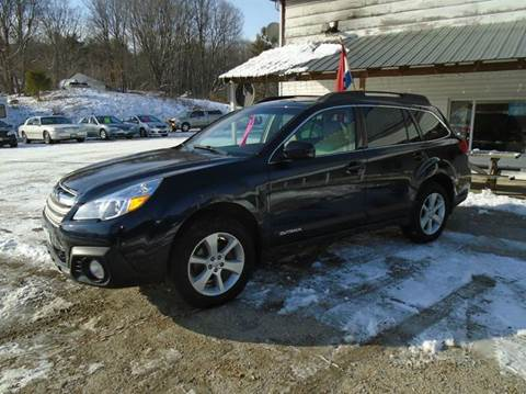 2013 Subaru Outback for sale in Leicester, VT