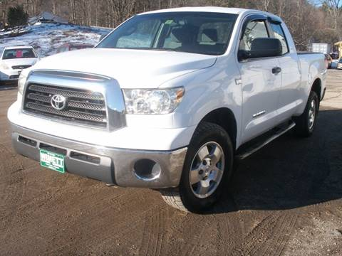 2007 Toyota Tundra for sale in Leicester, VT