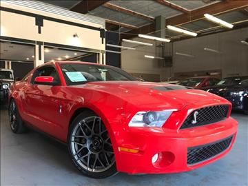 2012 Ford Shelby GT500 for sale in Sacramento, CA