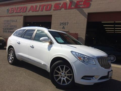 2016 Buick Enclave for sale in Sacramento, CA