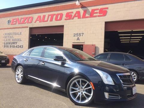 2015 Cadillac XTS for sale in Sacramento, CA