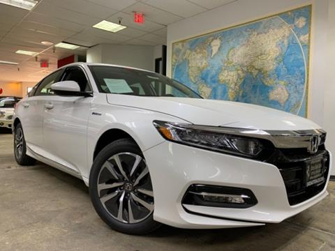 2019 Honda Accord Hybrid for sale in Sacramento, CA