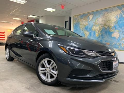 2018 Chevrolet Cruze for sale in Sacramento, CA