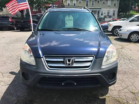 2005 Honda CR-V