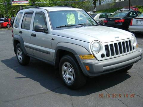 2005 Jeep Liberty for sale in Bethlehem, PA