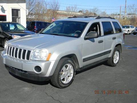 2005 Jeep Grand Cherokee for sale in Bethlehem, PA