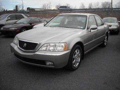 2002 Acura RL for sale in Bethlehem, PA