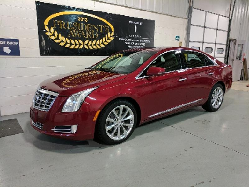 2013 Cadillac Xts Premium Collection AWD 4dr Sedan In Beaver