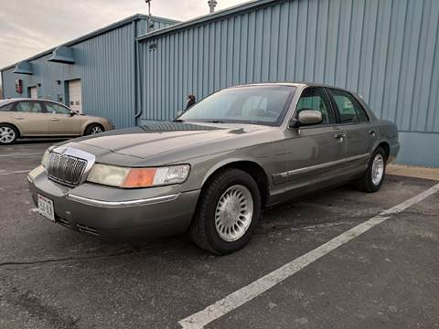 2001 Mercury Grand Marquis for sale at LIDTKE MOTORS in Beaver Dam WI