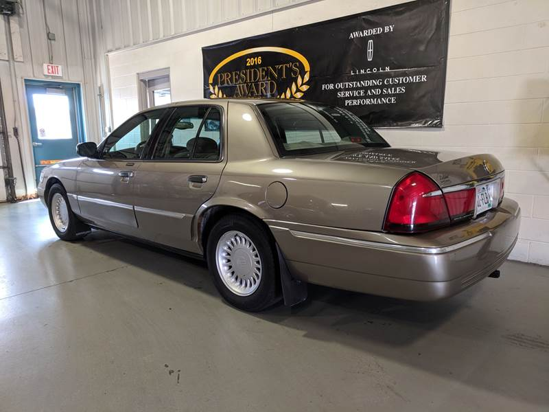 2001 mercury grand marquis lidtke motors 2001 mercury grand marquis lidtke motors