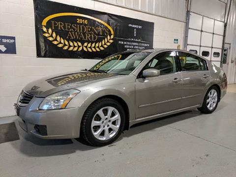 2007 Nissan Maxima for sale in Beaver Dam WI