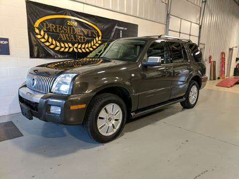 2006 Mercury Mountaineer for sale in Beaver Dam, WI