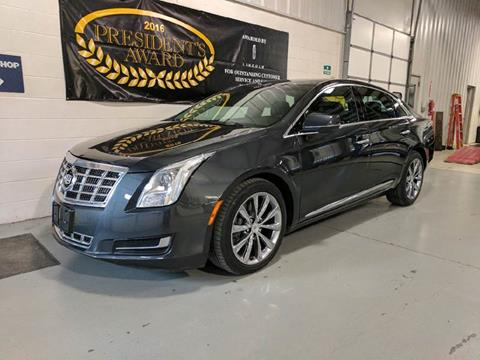 2013 Cadillac XTS for sale at LIDTKE MOTORS in Beaver Dam WI