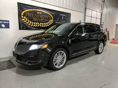 2014 Lincoln MKT for sale in Beaver Dam, WI
