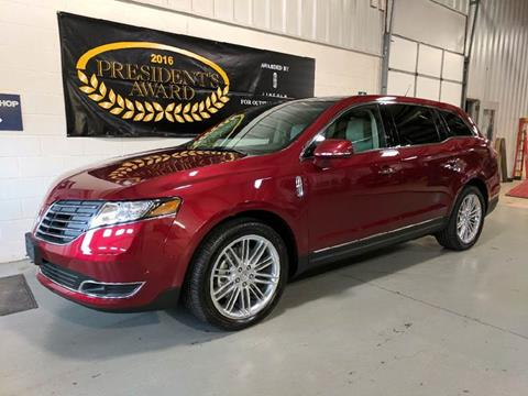 2018 Lincoln MKT for sale in Beaver Dam, WI