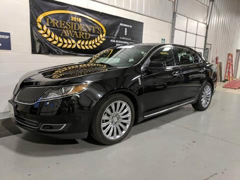 2014 Lincoln MKS for sale in Beaver Dam, WI