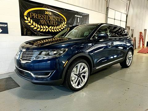 2017 Lincoln MKX for sale in Beaver Dam WI