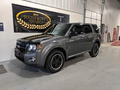 2011 Ford Escape for sale at LIDTKE MOTORS in Beaver Dam WI