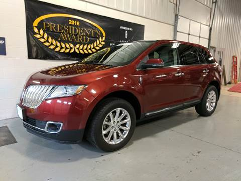 2014 Lincoln MKX for sale in Beaver Dam WI
