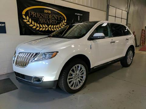 2015 Lincoln MKX for sale at LIDTKE MOTORS in Beaver Dam WI