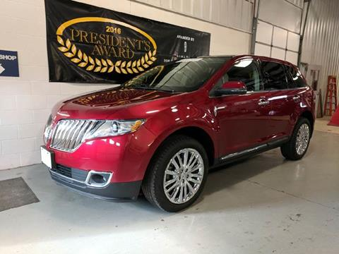 2015 Lincoln MKX for sale in Beaver Dam WI