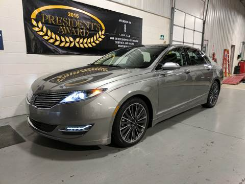 2016 Lincoln MKZ for sale in Beaver Dam WI