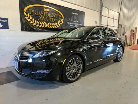 2015 Lincoln MKZ Hybrid for sale in Beaver Dam WI