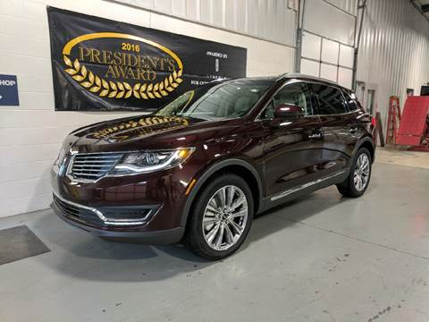 2017 Lincoln MKX for sale in Beaver Dam, WI