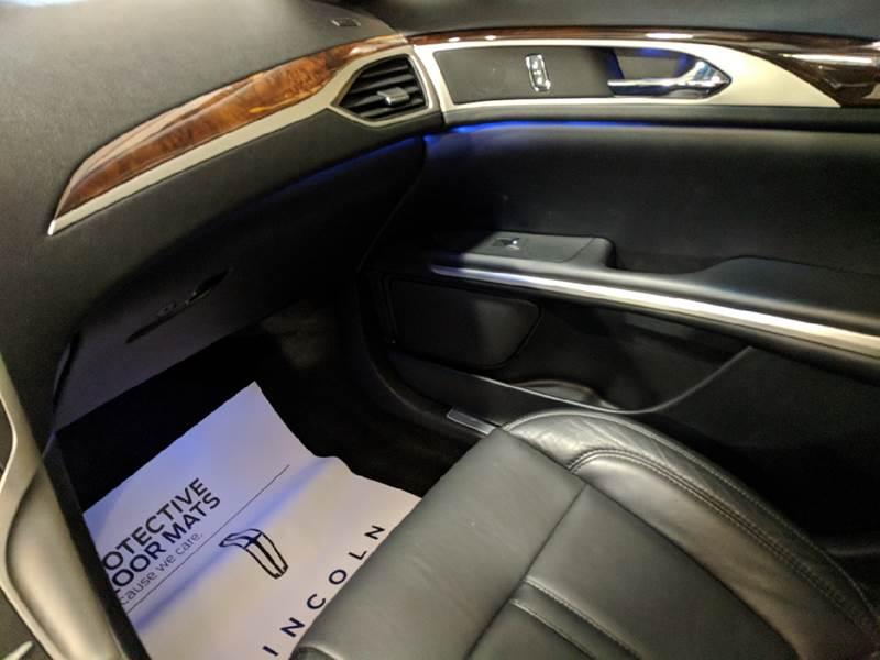 2015 Lincoln MKZ
