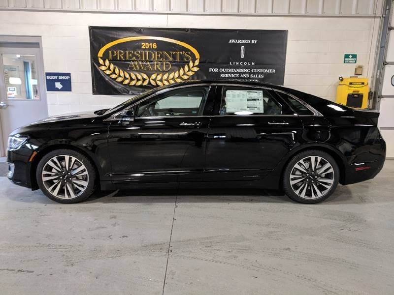 2018 Lincoln Mkz Lidtke Motors