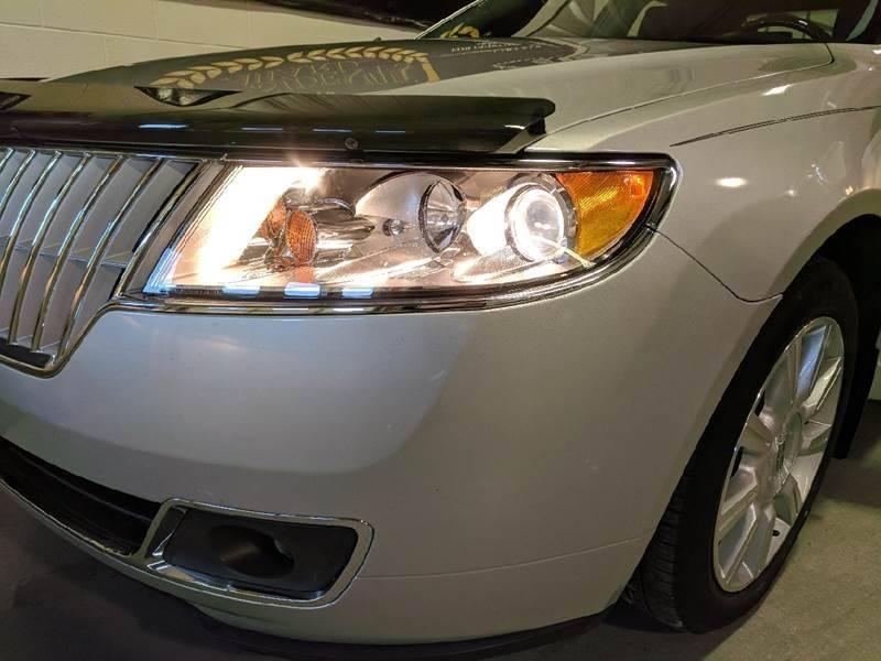 2012 Lincoln MKZ Hybrid