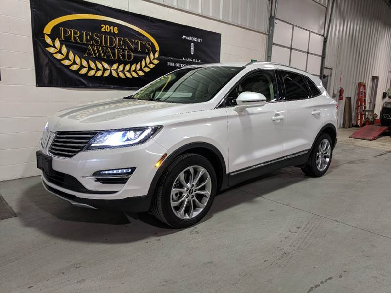 2016 lincoln mkc select owners manual